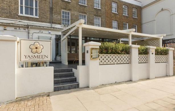 Yasmeen restaurant opens in St John's Wood!